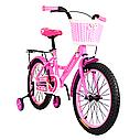 "Детский велосипед Titan Classic 16"" (Pink), фото 3"