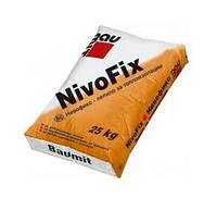 Клей для приклеивания пенопласта и минеральной ваты Baumit NivoFix 25 кг.