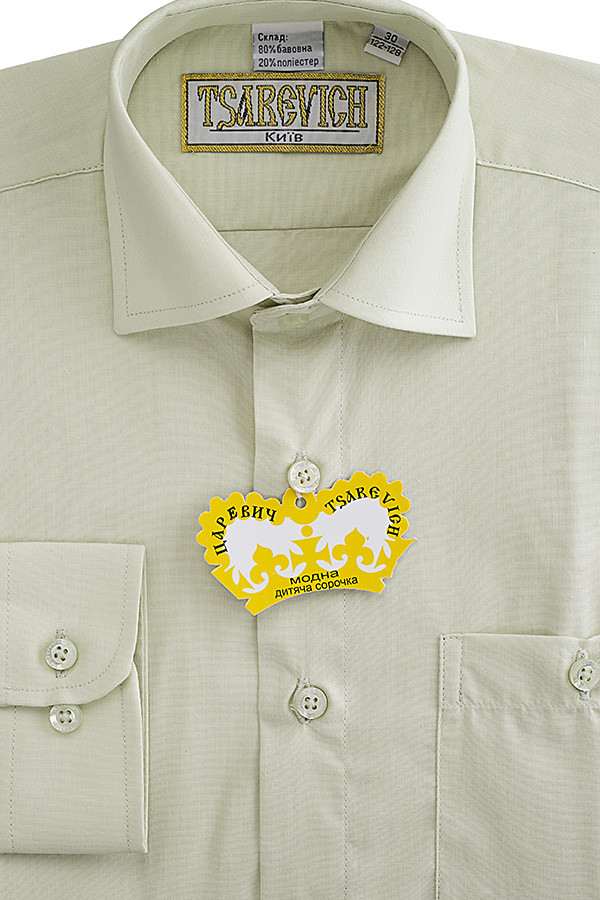 Рубашка детская Tsarevich модель 3258