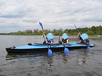 Прокат туристических байдарок в Харькове, Харьков