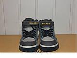 Кросівки на хлопчика Walker 34 p арт 746, фото 6