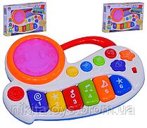 """Пианино """"Я МУЗЫКАНТ"""" OPT-TI-СК- 7240 (Игрушка со звуковыми и световыми эффектамми понравится каждому ребенку и позволит ему почувствовать себя"""