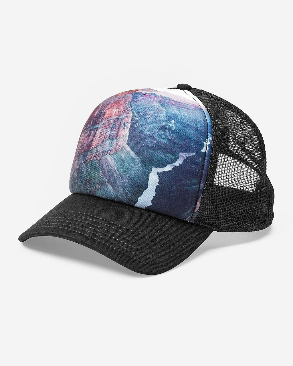 Кепка Eddie Bauer Sublimated Snap Back DT