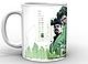 Кружка Geek Land белая Breaking Bad Во все тяжкие фан арт BB.02.005, фото 3