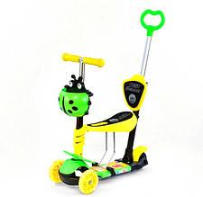 Самокат Best Scooter 5 в 1 с подсветкой L-11844