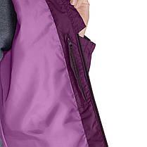 Мембранная куртка женская Eddie Bauer Womens Rainfoil Jacket AMETHYST, фото 3