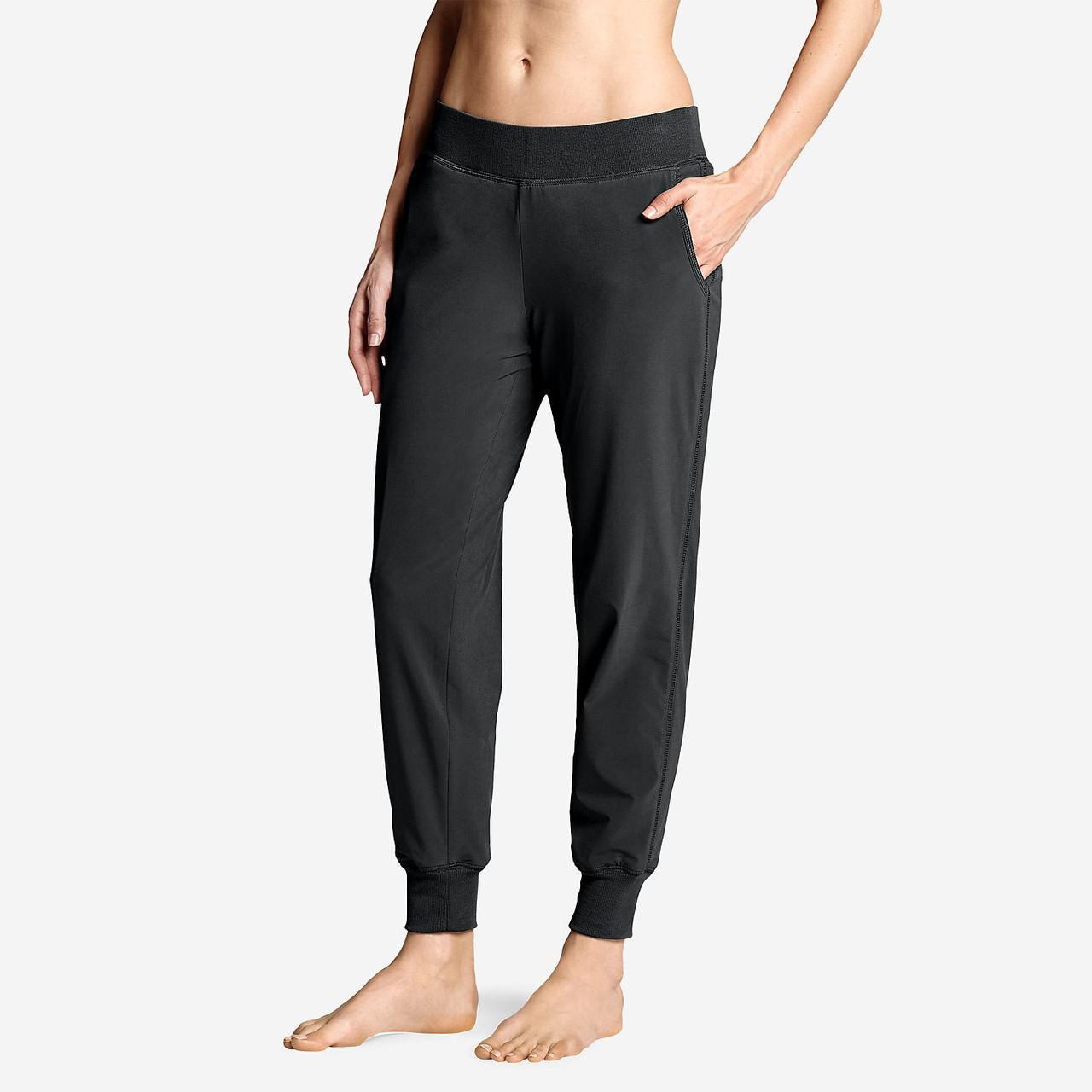 Спортивные брюки Eddie Bauer Women Myriad Lined Jogger DK  SMOKE