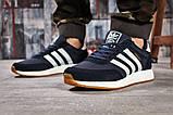 Кроссовки мужские Adidas Iniki, темно-синие (15741) размеры в наличии ► [  45 46  ], фото 2