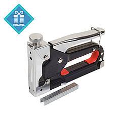 Степлер для скоб 4-14мм с регулятором Miol 71-050