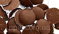 Шоколадные чипсы молочные (монетки) -( 5 кг)