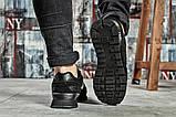 Кроссовки женские  Fila, черные (15642) размеры в наличии ► [  36 37 38 39 40 41  ], фото 3