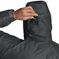 Мембранная куртка мужская Eddie Bauer Men BC Downlight StormDown DK SMOKE (L), фото 2