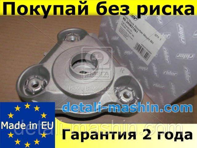 Опора аморт. FIAT DUCATO  02-, CITROEN JUMPER 06- передн. прав. (RIDER)