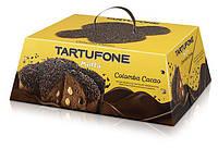 Пасхальный кулич Motta Tartufone Colomba Cacao с кремом, 750 г.