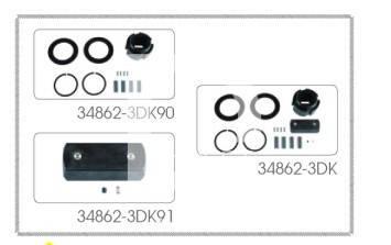 Ремкомплект для 34862-3CF