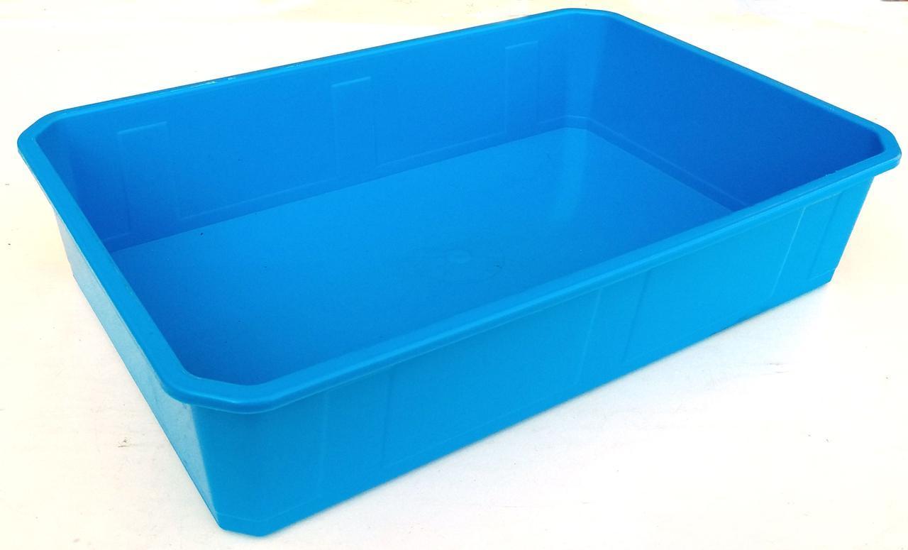 Поддон для рассады из первички (40×26×9 см, 6 литров).