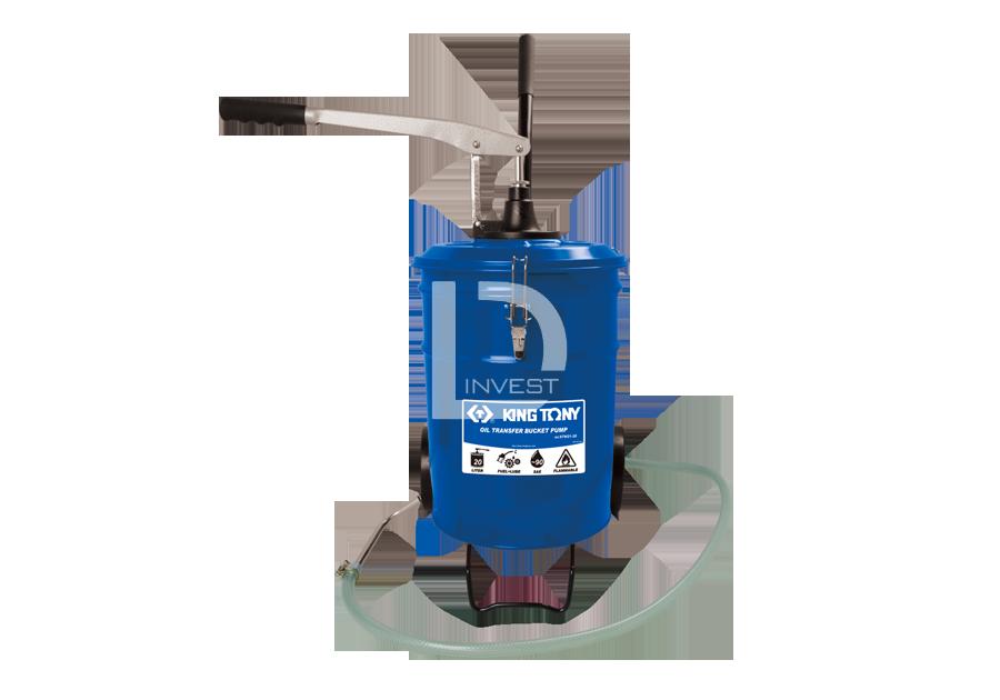 Ручная установка для раздачи масла с емкостью 20 литров