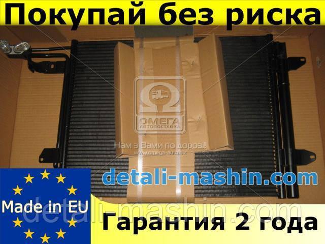 Конденсатор кондиционера VW CADDY 04-. TOURAN 03- (TEMPEST)