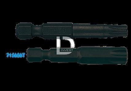 """Вставка (бита) торцевая 1/4"""", TORX, Т40, L = 150 мм, для шуруповерта"""