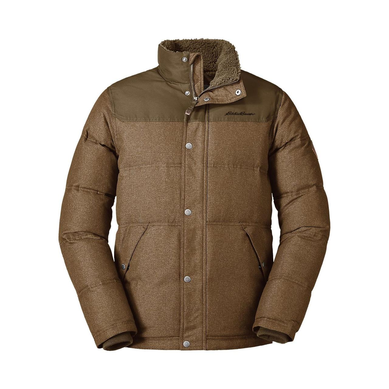 Куртка Eddie Bauer Men Noble Down Jacket CHESTNUT HTR