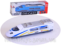 Поезд металлический 89508