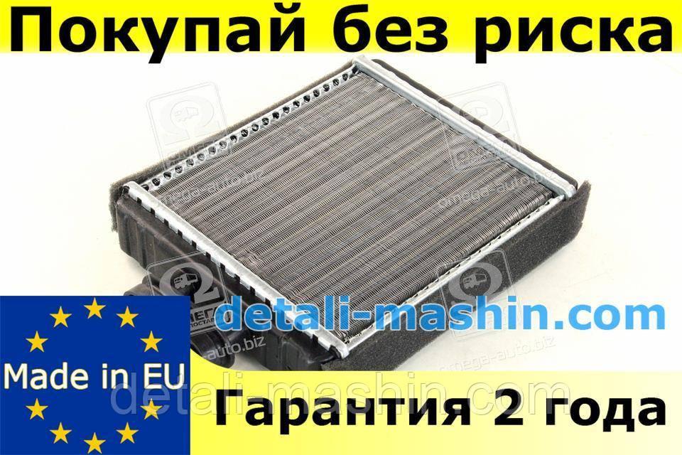 Радиатор отопителя SKODA FABIA 00-14 VW POLO 01- (TEMPEST)