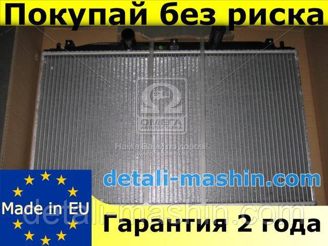 Радиатор охлаждения (паяный) HYUNDAI ACCENT 05- (MT) (TEMPEST)