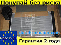 Радиатор охлаждения (паяный) MB SPRINTER 00-06 MT, A/C  (TEMPEST)