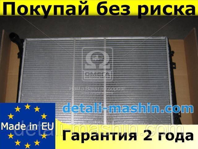 Радиатор охлаждения (паяный)SKODA OCTAVIA/CADDY/PASSAT (TEMPEST)