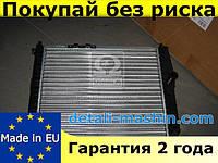 Радиатор охлаждения CHEVROLET AVEO (MT, -A/C)  (TEMPEST)