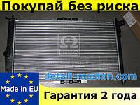 Радиатор охлаждения DAEWOO LANOS 97- (с кондиционером) (TEMPEST)