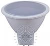 Светодиодная лампа MR16 4Вт 6500K LM744 матовое стекло