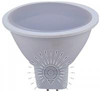 Светодиодная лампа MR16 4Вт 6500K LM744 матовое стекло, фото 1