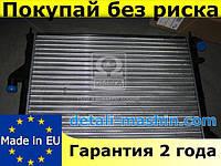 Радиатор охлаждения RENAULT LOGAN 08-MT, A/C (TEMPEST)