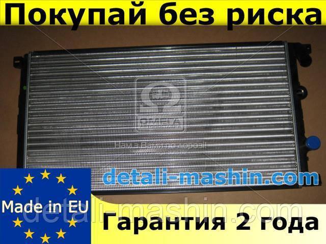 Радиатор охлаждения RENAULT MASTER, OPEL MOVANO 01- (-A/C) (TEMPEST)