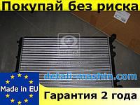 Радиатор охлаждения SKODA FABIA/POLO 01-  (TEMPEST)