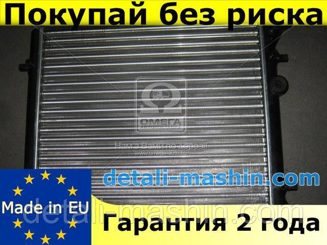 Радиатор охлаждения SKODA OCTAVIA, VW GOLF IV 97- (1.4L) (TEMPEST)