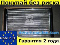 Радиатор охлаждения VW GOLF II/JETTA 83-91 (TEMPEST)