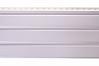 Карнизная подшивка ASCO Панель белая без перфорации ASKO 3,5х0,305 м