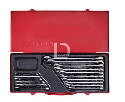 Набор комбинированных ключей 06-24мм в коробке
