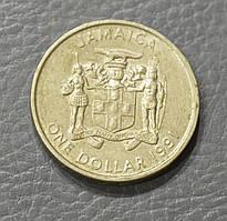 Ямайка 1 доллар 1991 (БЖ)