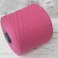 Пряжа  Беби меринос 100%,  Filato  Superlamb  Ярко -розовый
