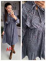 Платье женское, стильное, миди, 504-033, фото 1