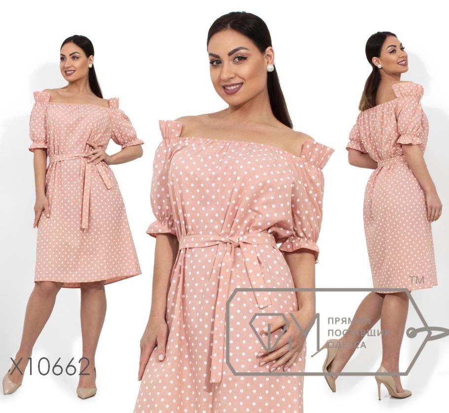 78512522dccb43f Летнее платье большого размера р. 48-50, 52-54 купить в Украине по ...