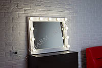 """Макияжное зеркало с подсветкой """"Моши"""" 78Х60 см."""