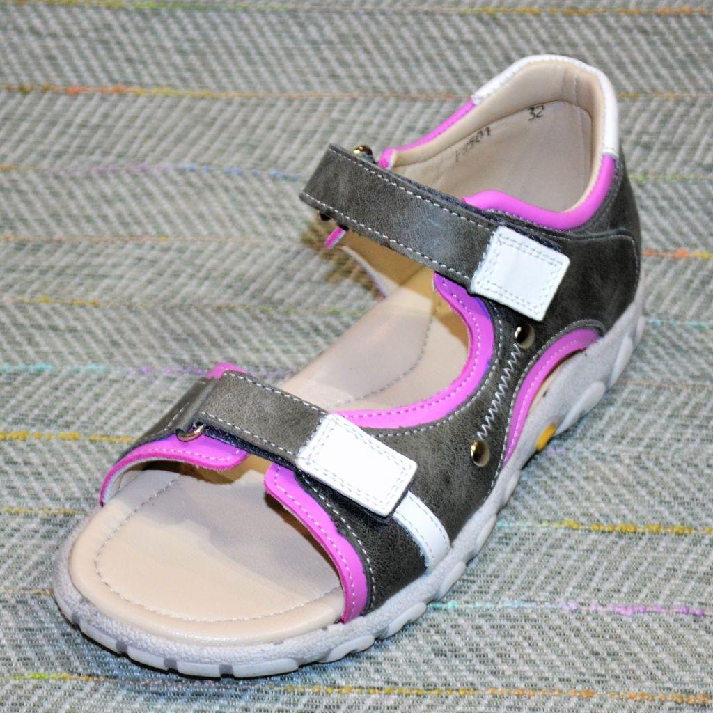 Ортопедичні сандалі в спорт стилі, Orthobe розміри: 34
