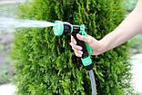 Пистолет для полива Presto-PS насадка на шланг пластик (4449), фото 5