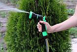 Пистолет для полива Presto-PS насадка на шланг пластик (4448), фото 4