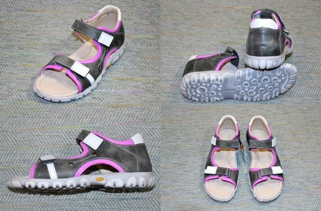 Ортопедичні сандалі в спорт стилі, Orthobe фото