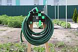 Держатель настенный Presto-PS органайзер для поливочного шланга и инвентаря (6038), фото 3